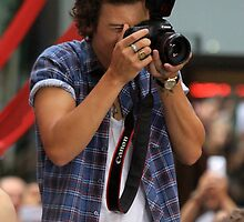 """Harry """"The Photographer"""" Styles by auserie"""
