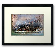 Dream Attack Framed Print