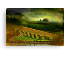 """""""Within the Land of Dreams..."""" Canvas Print"""