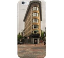 Gas Town, Vancouver, Canada iPhone Case/Skin