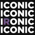 ICONIC IRONIC by DCdesign