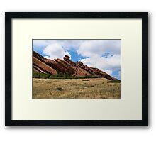 Denver CO Framed Print