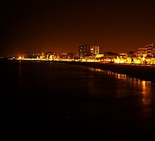 Rota at Night by fototaker