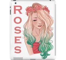 Rose Crown iPad Case/Skin