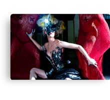 Contessa Irrationality Canvas Print