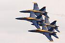 The Navy Blue Angels by Joe Elliott