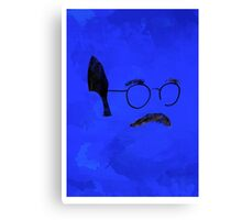 Never Nude Canvas Print