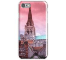 Chichester Cathedral iPhone Case/Skin