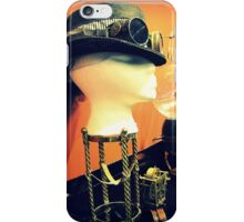Steampunk Display 1.1 iPhone Case/Skin