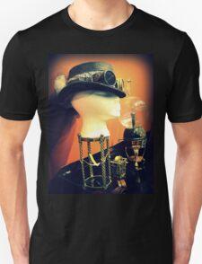 Steampunk Display 1.1 Unisex T-Shirt
