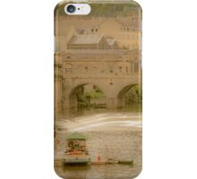 Pulteney Bridge in Bath  iPhone Case/Skin