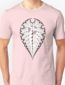 20150123-002 Inverted Mandelbrot T-Shirt
