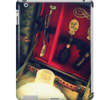 Steampunk Ladies Backpack 1.0 iPad Case/Skin