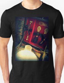 Steampunk Ladies Backpack 1.0 Unisex T-Shirt