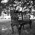Come and Sit with Me by Ashley Frechette