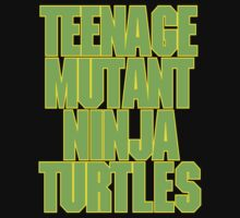 Teenage Mutant Ninja Turtles by Hasan358235