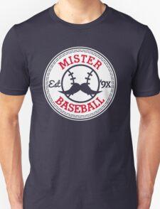 Mr. Baseball Unisex T-Shirt