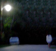 She Walks Alone by LukeEverett