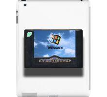 16-bit vaporwave iPad Case/Skin
