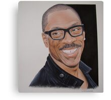 Eddie. Canvas Print