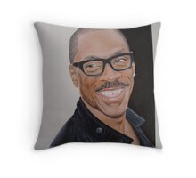 Eddie. Throw Pillow