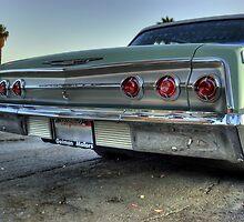 1962 Chevy Impala by Frank Garciarubio