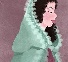 Phantom of the Opera - Christine Daae by katlauraa