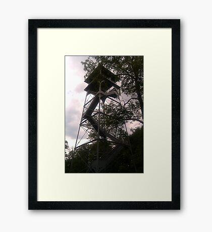 Watchtower 1 Framed Print