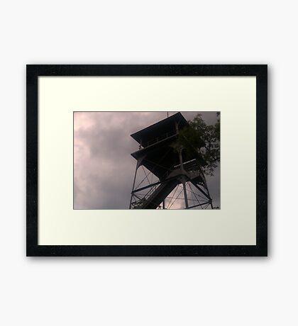Watchtower 2 Framed Print