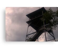 Watchtower 2 Canvas Print