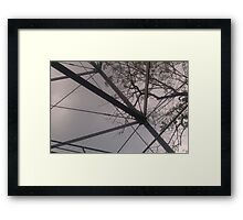 Watchtower 3 Framed Print