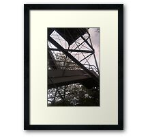 Watchtower 5 Framed Print