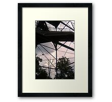 Watchtower 6 Framed Print