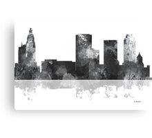 Tulsa, Oklahoma Skyline -  Canvas Print