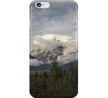Natures halo iPhone Case/Skin