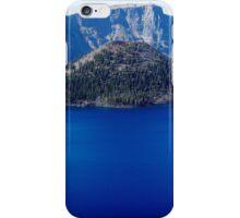 Wizard Island Blues iPhone Case/Skin