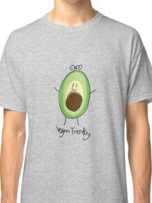 Cado (Avocado) Vegan Friendly Classic T-Shirt