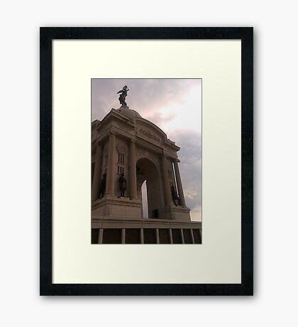 Remembrance 2 Framed Print