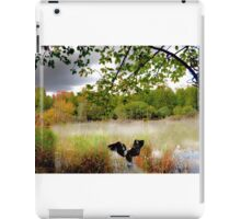 In the calm water. iPad Case/Skin