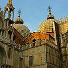 San Marco Basilica, Venice by Harry Oldmeadow