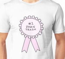#1 Phan Trash Unisex T-Shirt