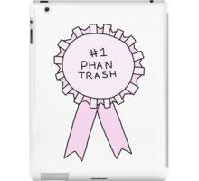 #1 Phan Trash iPad Case/Skin