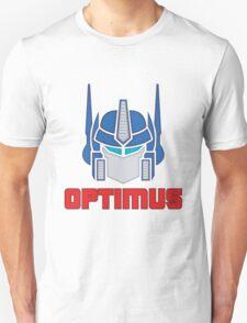 Optimus Prime Logo T-Shirt