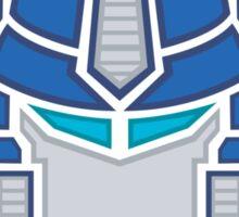 Optimus Prime Logo Sticker