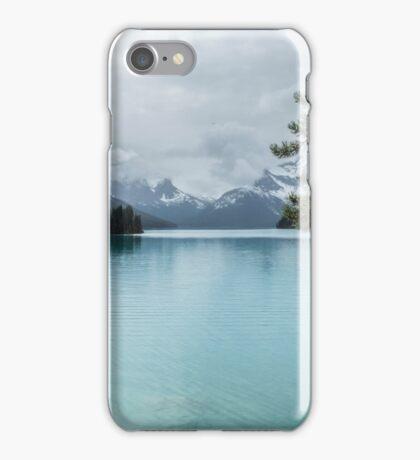 Maligne Lake 5 iPhone Case/Skin