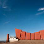 Miners memorial by Robert Dettman