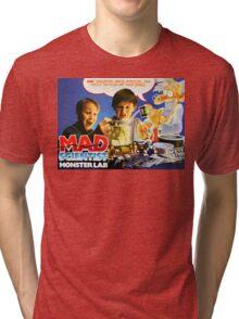 MAD SCIENTIST - MONSTER LAB  Tri-blend T-Shirt