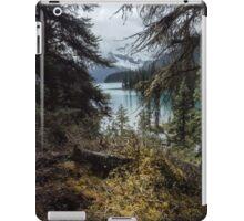 Maligne Lake 7 iPad Case/Skin