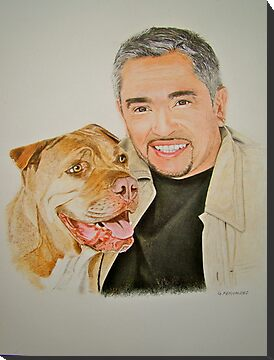 Cesar and Daddy.. by Gary Fernandez