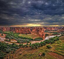 Anasazi Territory by Philippe Sainte-Laudy